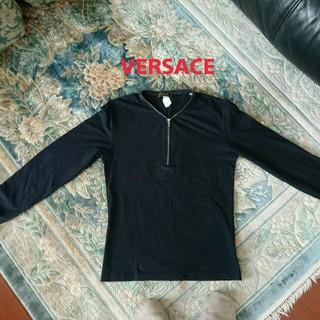 ヴェルサーチ(VERSACE)のヴェルサーチ ロングTシャツ メンズ(Tシャツ/カットソー(七分/長袖))