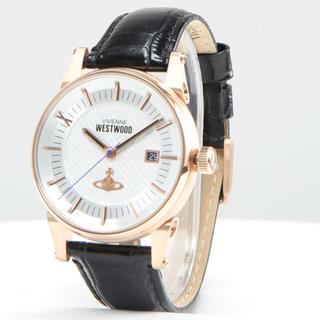 43c7bc0215 ヴィヴィアンウエストウッド(Vivienne Westwood)の【新作】ヴィヴィアン 腕時計 メンズ VV065SWHBK ブラック