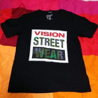 ハーフマン(HALFMAN)のhalfman ✕ vision (Tシャツ(半袖/袖なし))