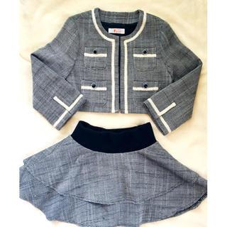 イングファースト(INGNI First)のkik2021様 専用 INGNI First フォーマルセットアップ(ドレス/フォーマル)