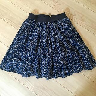 バーバリー(BURBERRY)のバーバリーブルーレーベル スカート(ひざ丈スカート)