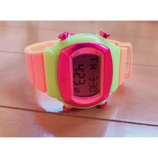 アディダス(adidas)の【美品・お早めに】アディダス 腕時計(腕時計(デジタル))