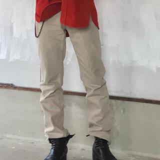 ヘルムートラング(HELMUT LANG)のhelmut lang 初期 vintage  cotton pants(デニム/ジーンズ)