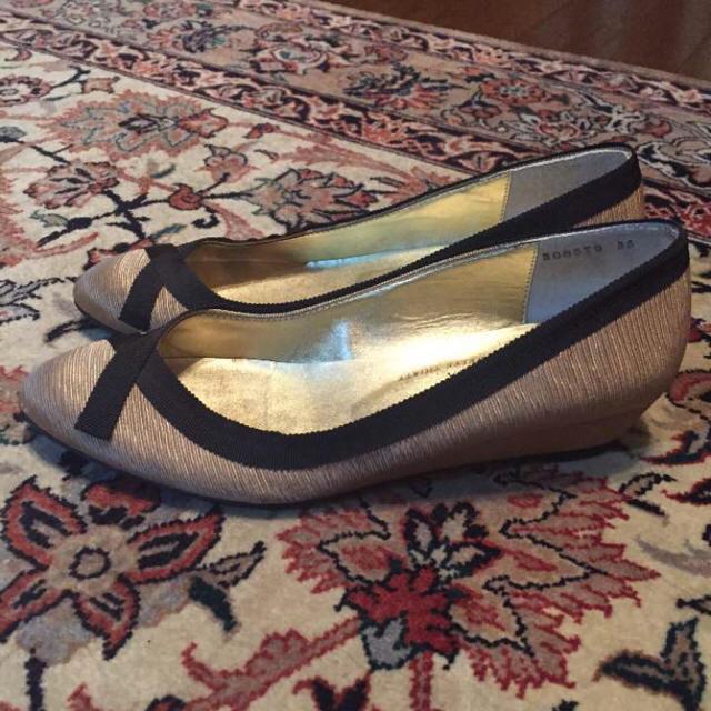 VII XII XXX(セヴントゥエルヴサーティ)のセブントゥエルブサーティー パンプス レディースの靴/シューズ(バレエシューズ)の商品写真