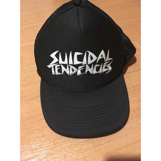 スイサダルテンデンシーズ(SUICIDAL TENDENCIES)のSUICIDAL TENDENCIES キャップ(キャップ)