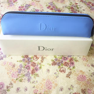ディオール(Dior)のディオール ペンケース ポーチ(ペンケース/筆箱)