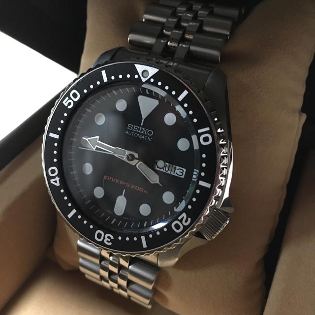 SEIKO(セイコー)のSEIKO ブラックボーイ メンズの時計(腕時計(アナログ))の商品写真