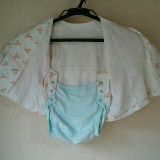 Combi mini(コンビミニ)のcombi mini ロンパース キッズ/ベビー/マタニティのベビー服(~85cm)(ロンパース)の商品写真
