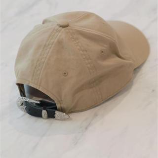 シールームリン(SeaRoomlynn)のsearoomlynn SEA BUCKLE CAP 新品(キャップ)