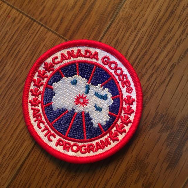 CANADA GOOSE(カナダグース)のカナダグース ワッペン メンズのジャケット/アウター(