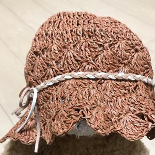 アンパサンド(ampersand)のamper sandペーパーハット(帽子)