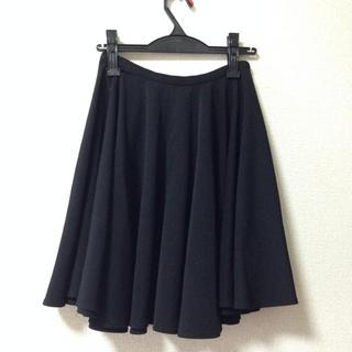 ルシェルブルー(LE CIEL BLEU)のルシェルブルーのフレアスカート!(ひざ丈スカート)