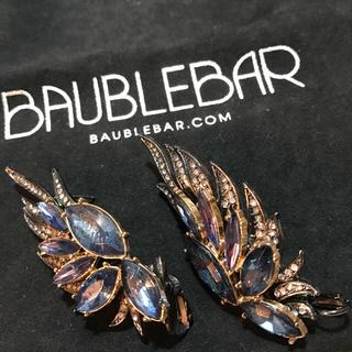 バウブルバー(BaubleBar)の【Baublebar バウブルバー】クリスタルイヤーカフ(ピアス&クリップ式) (ピアス)
