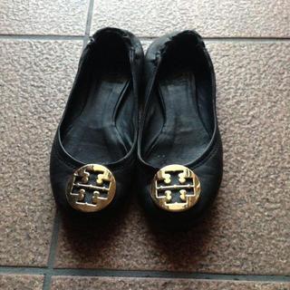 トリーバーチ(Tory Burch)のトリーバーチ フラットシューズ(ローファー/革靴)