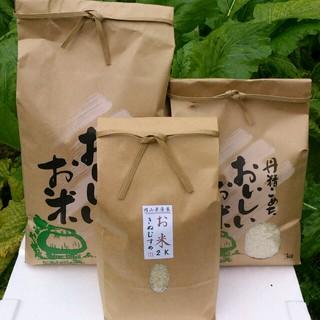 ☆H28年産 きぬむすめ5㎏☆岡山産 食品/飲料/酒の食品(米/穀物)の商品写真