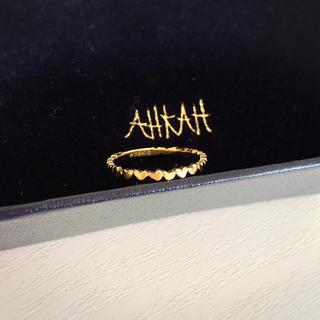 アーカー(AHKAH)の白い鳥様専用ページ(リング(指輪))