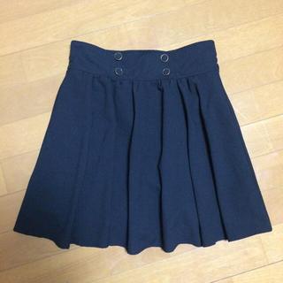 アベイル(Avail)のmoe様専用 Avail スカート 黒(ミニスカート)