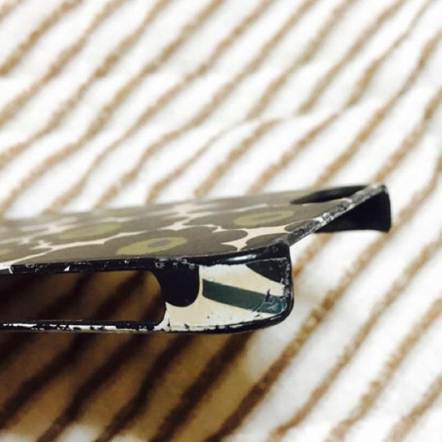 marimekko(マリメッコ)のマリメッコ*iPhoneケース スマホ/家電/カメラのスマホアクセサリー(iPhoneケース)の商品写真
