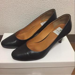 ランバンオンブルー(LANVIN en Bleu)のLANVIN☆サイズ22.5cm(ハイヒール