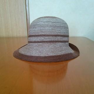 シマムラ(しまむら)の【新品】婦人帽子(ハット)