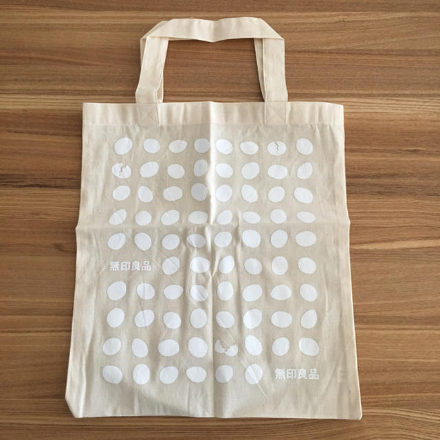 MUJI (無印良品)(ムジルシリョウヒン)の無印良品エコバッグ レディースのバッグ(エコバッグ)の商品写真