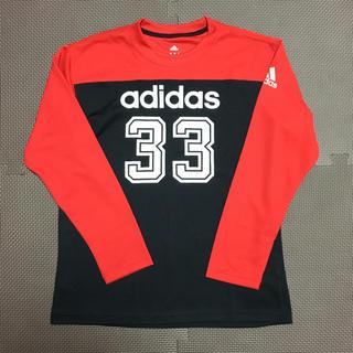 アディダス(adidas)のロンT(Tシャツ(長袖/七分))
