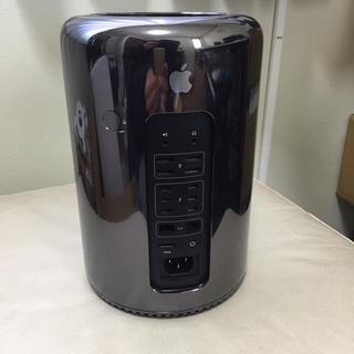アップル(Apple)のApple MacPro late 2013 12コア/32gb/513gb(デスクトップ型PC)
