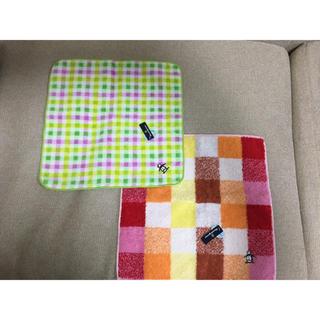 マンシングウェア(Munsingwear)のハンドタオル2枚(タオル/バス用品)