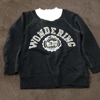 ゴートゥーハリウッド(GO TO HOLLYWOOD)のgotoシャツドッキングトレーナー(Tシャツ/カットソー)