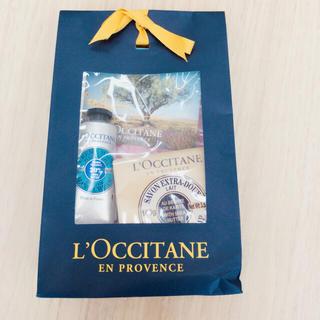 ロクシタン(L'OCCITANE)のロクシタン 石けん&ハンドクリーム(ハンドクリーム)