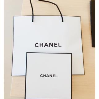 シャネル(CHANEL)のCHANEL ショップ袋・箱(ショップ袋)