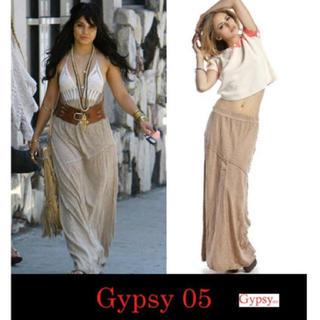 ジプシー05(Gypsy 05)のGypsy05☆タグ付き マキシスカート(ロングスカート)