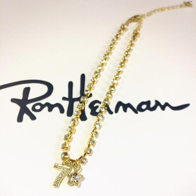 967db11ae7b90e Ron Herman - 赤字覚悟!!ナンバーアンクレット の通販 by truemanshop ...