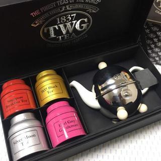 TWGティーセット(茶)