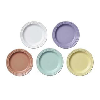 ルクルーゼ(LE CREUSET)の⭐️ayaka様専用⭐️ミニ ラウンドプレート5色セット⭐️(食器)