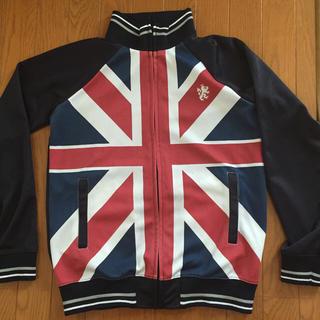 シマムラ(しまむら)のメンズ  イギリス国旗柄のトップス(その他)