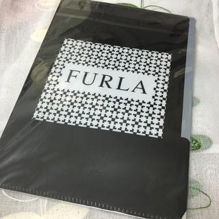 フルラ(Furla)の新品未開封 フルラ FURLA ファイル 非売品 (クリアファイル)