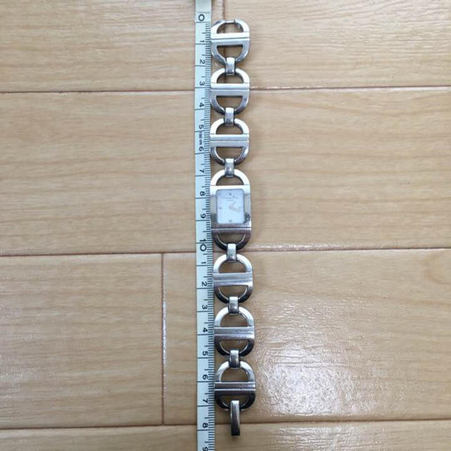 Christian Dior(クリスチャンディオール)の★Christian Dior★シルバー 腕時計 レディース レディースのファッション小物(腕時計)の商品写真