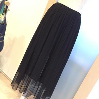 ニーナミュウ(Nina mew)のニーナミュウ♡ チュールスカート♡ (ロングスカート)
