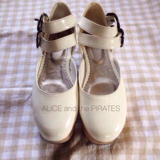 アリスアンドザパイレーツ(ALICE and the PIRATES)のALICEandthePIRATES(ブーツ)