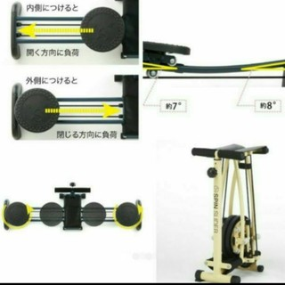 スピンスライダー(エクササイズ用品)