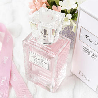 クリスチャンディオール(Christian Dior)の大人気!ミスディオール シルキーボディミスト 100㎖(その他)
