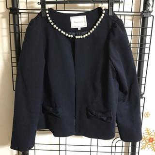 クチュールブローチ(Couture Brooch)の【送料込】Couture brooch ジャケット(ノーカラージャケット)