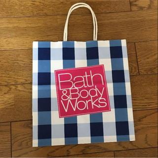 バスアンドボディーワークス(Bath & Body Works)のbath&bodyworks ショップ袋(ショップ袋)
