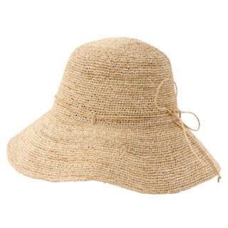 ムジルシリョウヒン(MUJI (無印良品))の無印良品☆麦わら帽子(麦わら帽子/ストローハット)