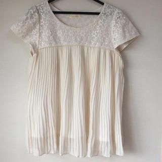 プーラフリーム(pour la frime)のpour la frime 異素材Tシャツ(Tシャツ(半袖/袖なし))