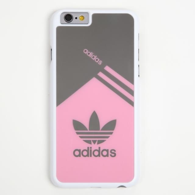 63dc74acc1 adidas(アディダス)のピンク adidas iPhone6 スマホ カバー ケース スマホ/家電/カメラ