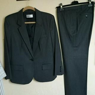 大きいサイズ パンツスーツ 15ABR80 15号(スーツ)