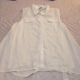 ジーユー(GU)のg.u.タンクワンピ(シャツ/ブラウス(半袖/袖なし))
