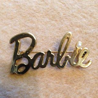 バービー(Barbie)のBarbie♡ブローチ(ブローチ/コサージュ)